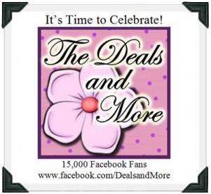 the deals and more, cash giveaway