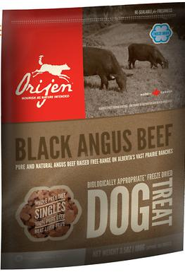 Orijen Dog Treats, Orijen Blank Angus Beef Dog Treat