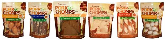 Pork Chomps
