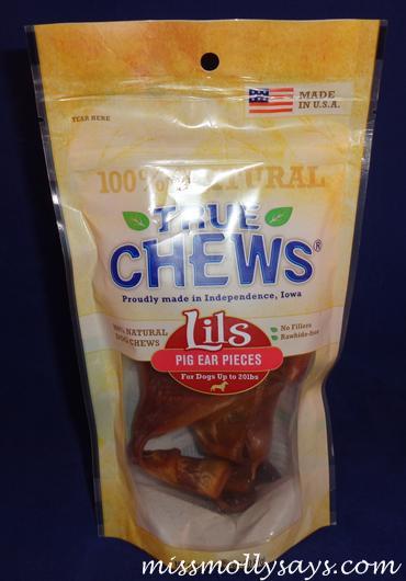 True Chews Pig Ears Pieces