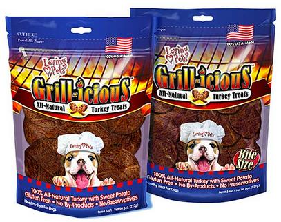 Loving Pets Grill-icious