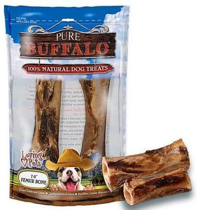 Loving Pets Pure Buffalo Natural Dog Treats