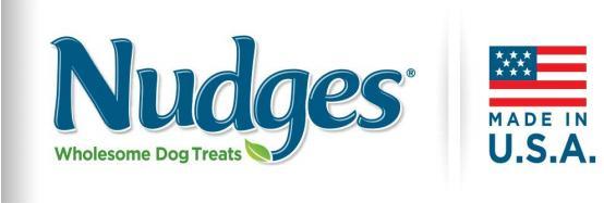 Nudges Premium Jerky Cuts Dog Treats #NudgesMoments