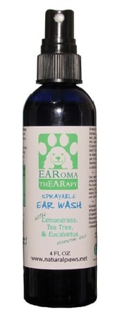 Natural Paws Earoma Therapy Review & Giveaway!