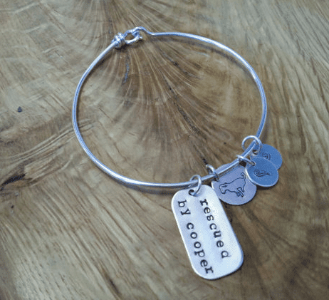 Rescue Me Charm Bracelet by Sunny Side Design
