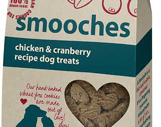 Honest Kitchen Smooches Dog Treats