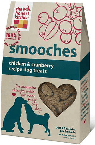 Honest Kitchen Smooches Dog Treats