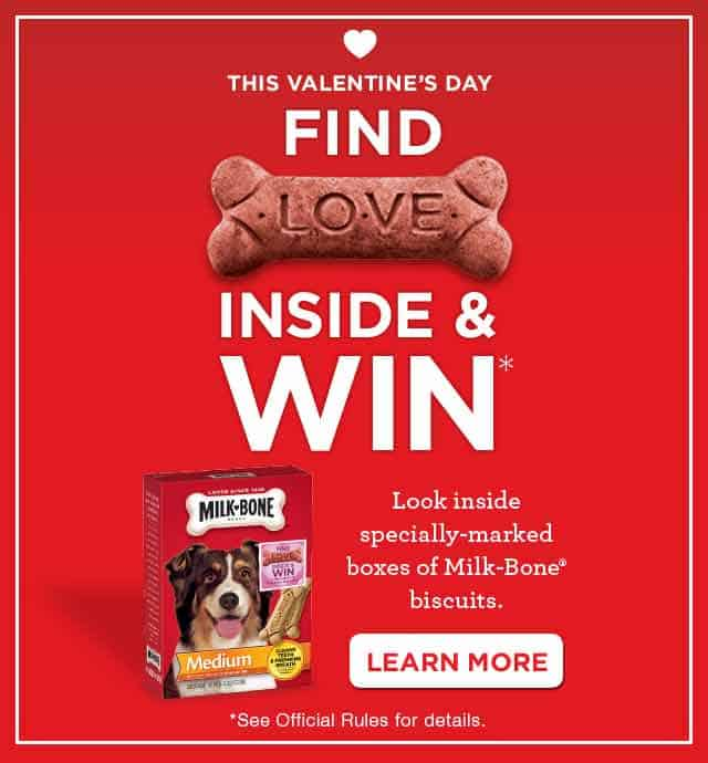 To Seager with Love #SayitwithMilkBone, dog biscuits
