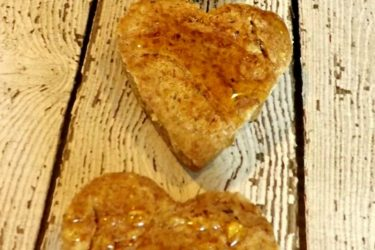 Valentine's Day 'You're My Honey' Dog Treats Recipe