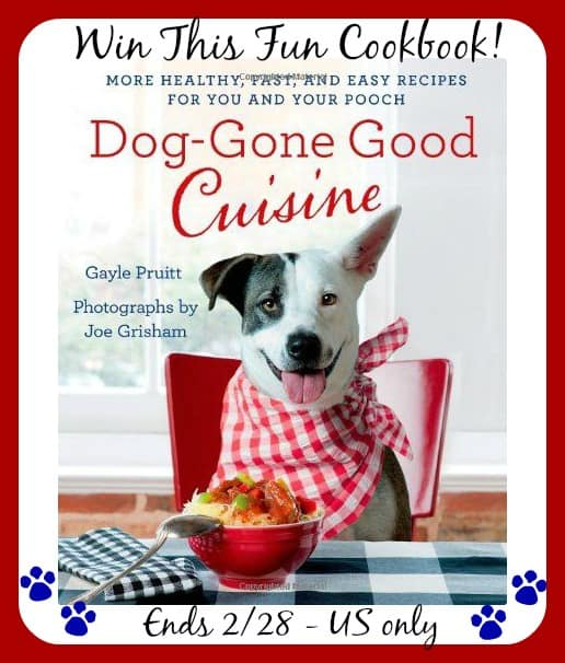 Dog-Gone Good Cuisine Cookbook