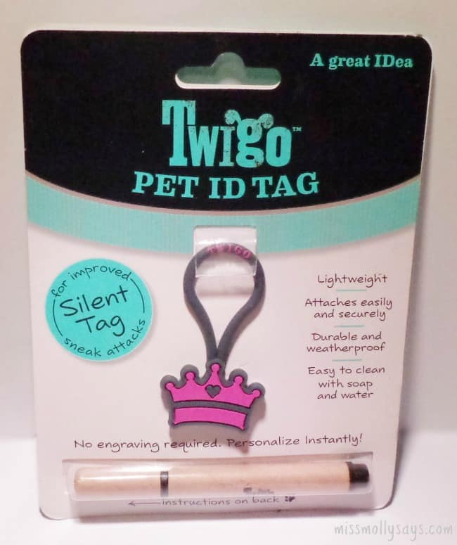 PetBox-Review-July-Twigo-Pet-ID-Tag