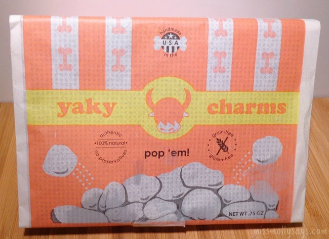 Petbox-Review-July-Yaky-Charms