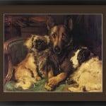 fulcrum-gallery-best-friends-framed-art-print-review