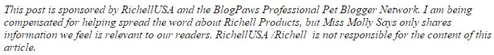 Richell-USA-disclosure