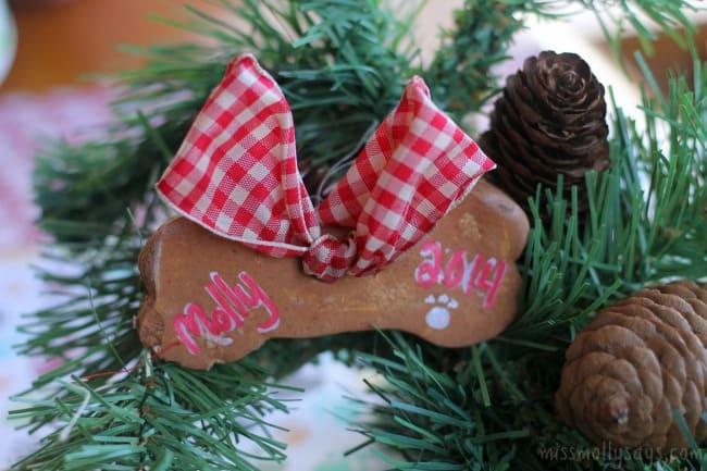 Gingerbread-Dog-Ornaments