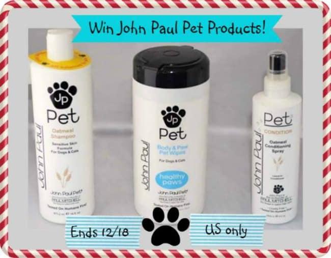 John-Paul-Pet-Care-Products