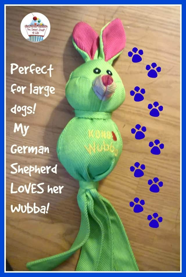 Win A Kong Wubba Dog Toy For Your 4 Legged Friend Miss