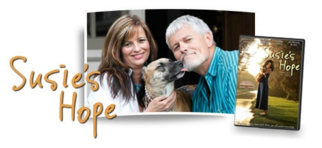 Susie's Hope, An Inspirational True Story of Triumph over Tragedy
