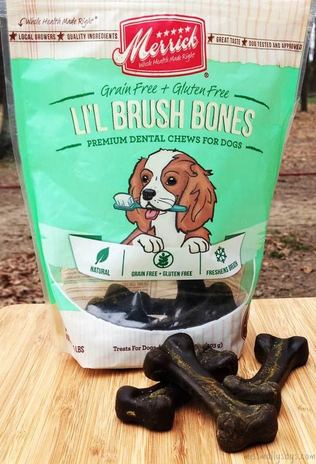 Merrick-Li'L-Brush-Bones-Petbox-review