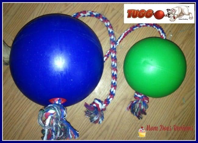 Tuggo-dog-toy