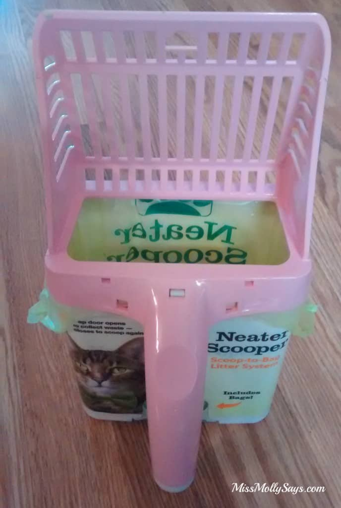 Neater Scooper Scoop-to-Bag Litter System