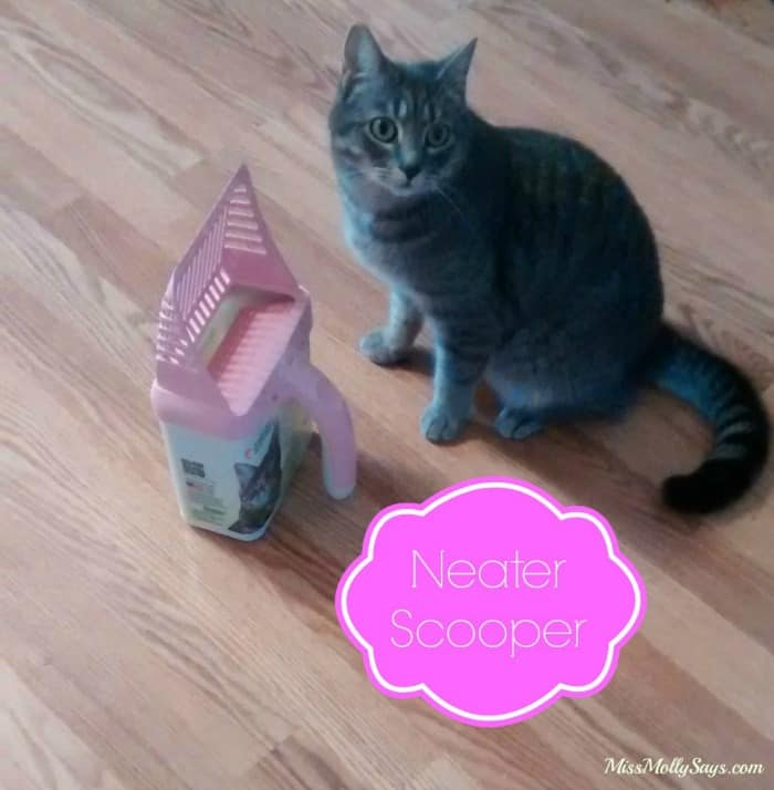 Neater Scooper Scoop-to-Bag Litter System #Petpalooza #Review