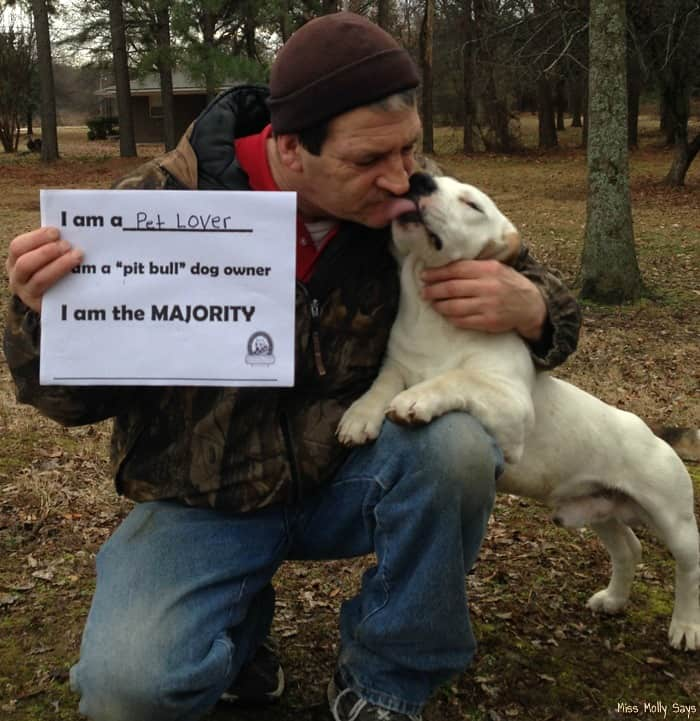 The Majority Project: Let's End Breed Specific Legislation! #TheMajorityProject