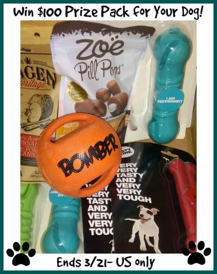 Hagen Pet Products Prize Pack worth $100 #Giveaway! #petpalooza