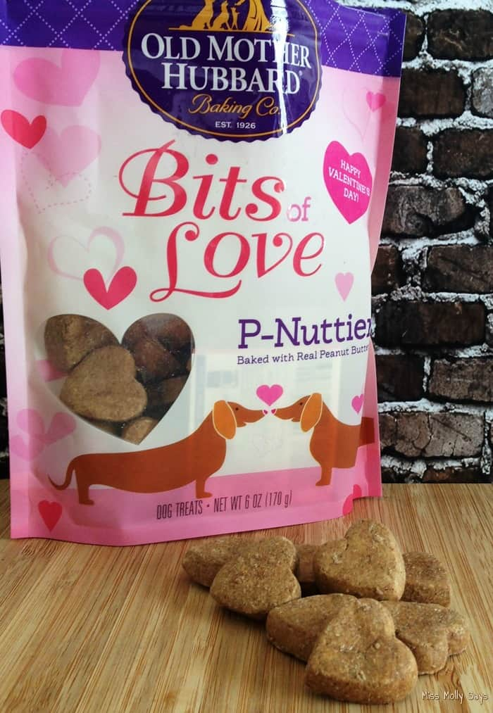 Old Mother Hubbard Bits of Love P-Nuttier