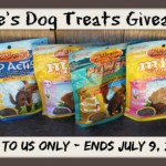 Enter to #Win a Zuke's Dog Treats Prize Pack!