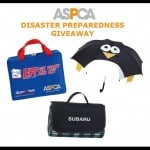Enter to #Win an ASPCA Pet Owner Disaster Preparedness Prize Pack!