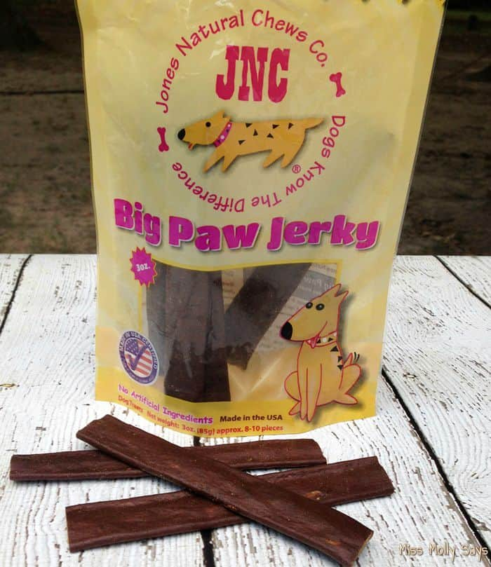 Jones Natural Chews - Big Paw Jerky