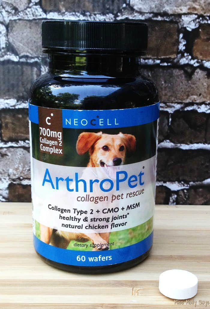 ArthroPet Collagen Supplement from NeoCell for Healthy Strong Joints #Review
