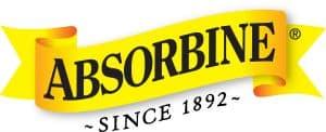 Absorbine banner
