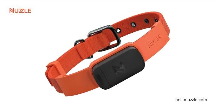 Nuzzle GPS Tracker Collar