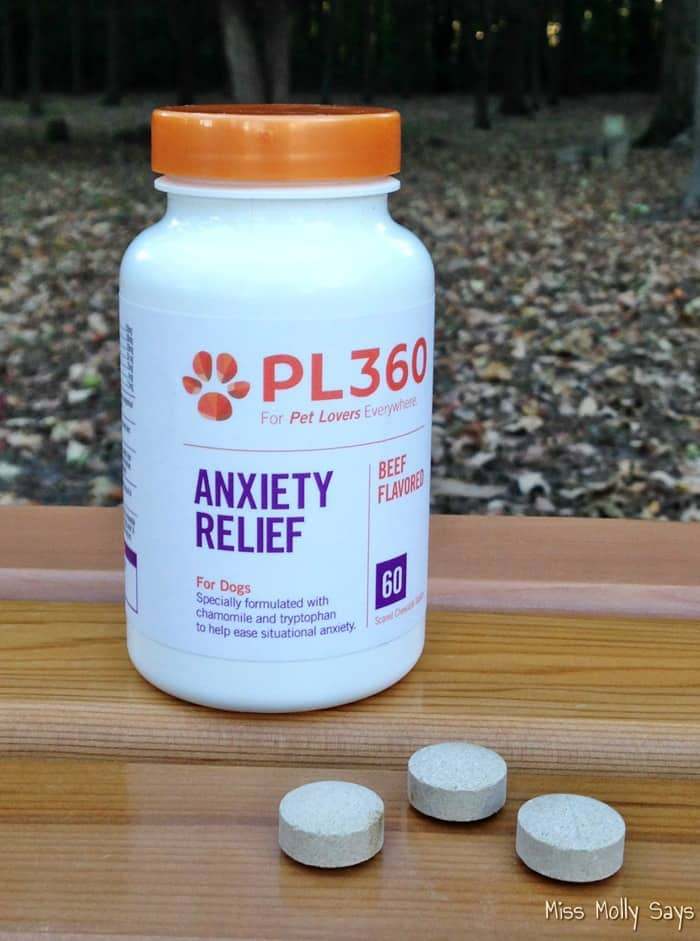 PL360 Anxiety Relief Supplements