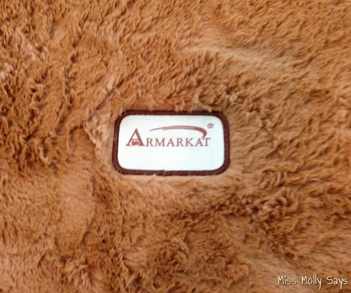 Armarkat Memory Foam Orthopedic Pet Bed