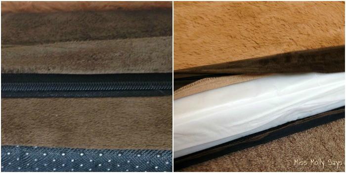 Armarkat Memory Foam Orthopedic Pet Bed