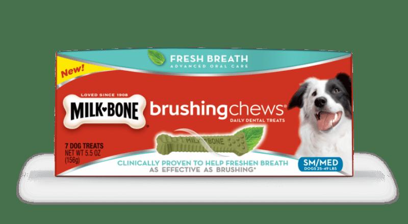 Milk Bone brushing treats