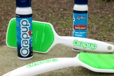 Orapup from TruDog Helps Get Rid of Stinky Dog Breath! #Review #SweetValentine16