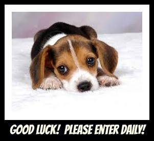 Good Luck puppy