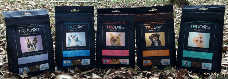 TruDog Freeze Dried Raw Dog Treats are Woofalicious! #Review #SweetValentine16