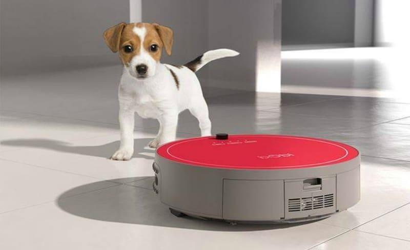 bObi Pet Robotic Vacuum