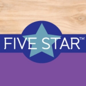 Five Star Raw Dog Food logo