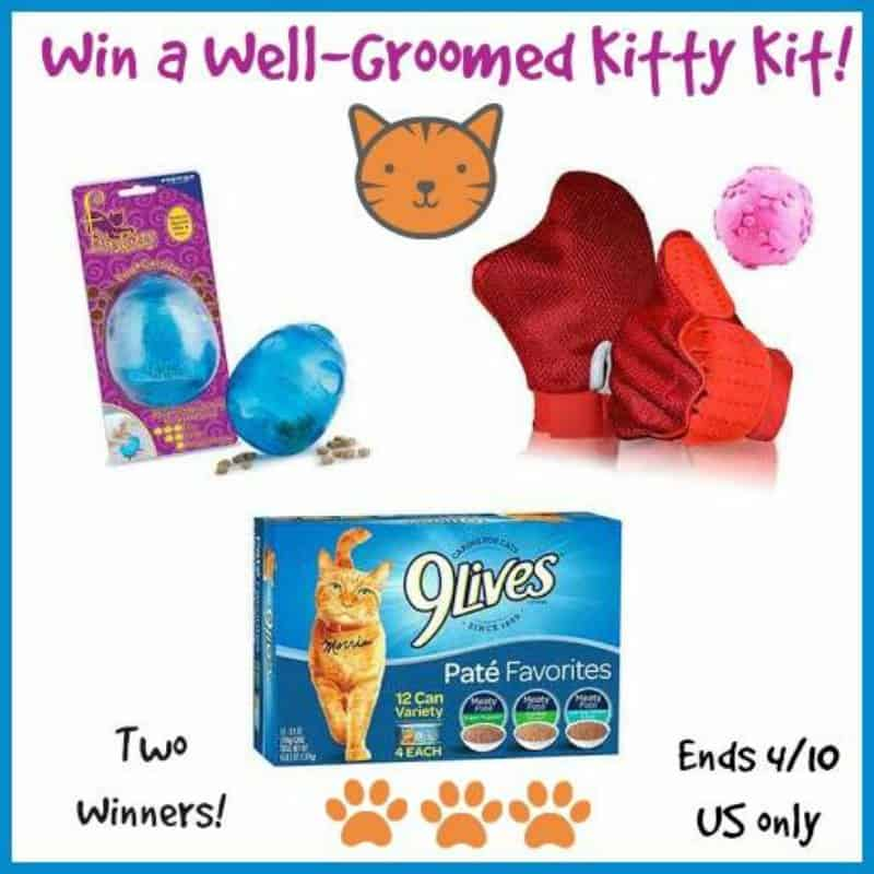 Meows of Wisdom from Morris the Cat + #Win a Well-Groomed Kitty Kit! – ends 4/10 US Only
