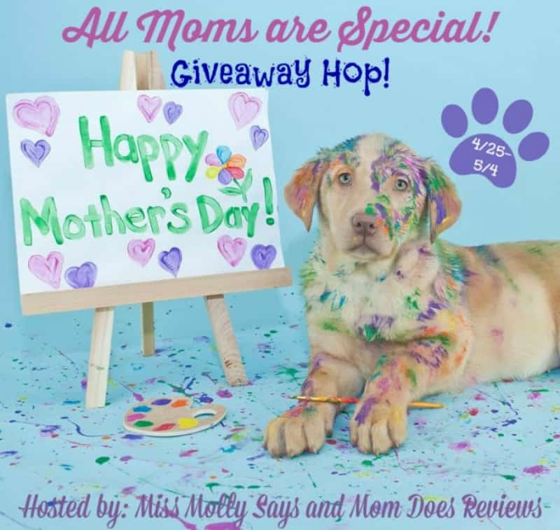All Moms Are Special Giveaway Hop button