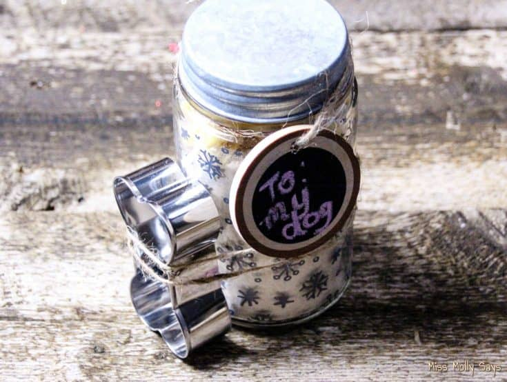 Cheezy Dog Treats Recipe: The Perfect Gift in a Jar for Your Favorite Pooch!
