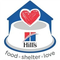 Hill's Food, Shelter, Love logo small