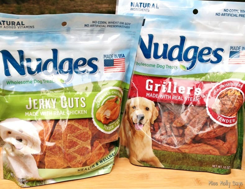 Nudges® Jerky Cuts and Grillers #NudgeThemBack