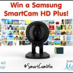 #Win a Samsung SmartCam ($189 arv)! - ends 6/1 US Only